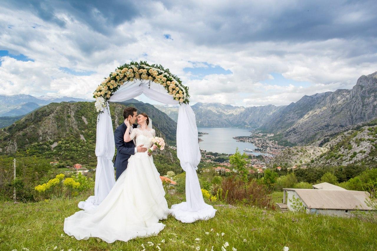 Свадьба в горах летом фото