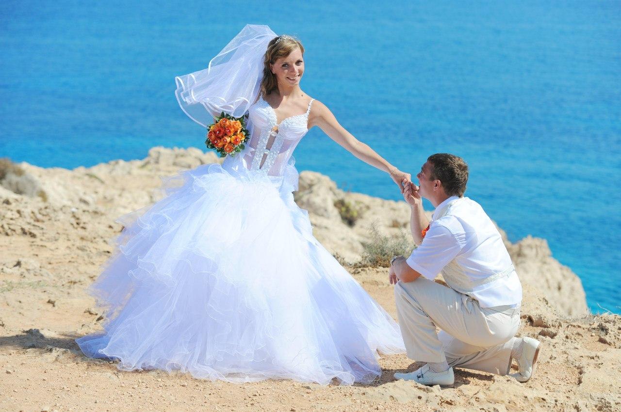 Свадьба на кипра фото