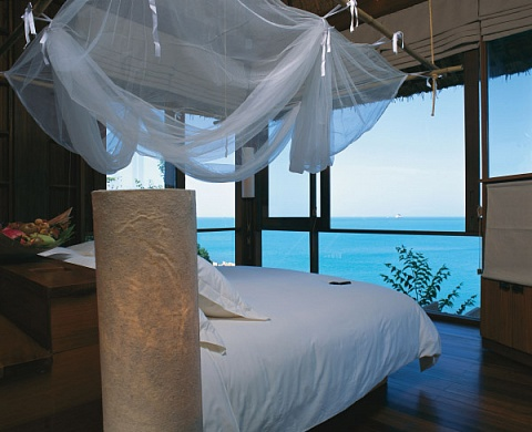 Six Senses Samui (4 звезды de Luxe), остров Самуи