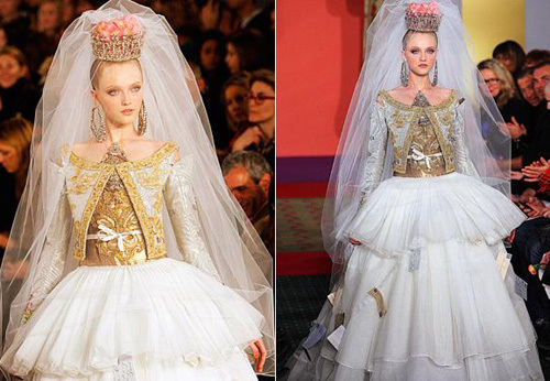 Christian Lacroix 2009 Haute Couture Collection
