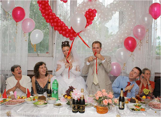 Как провести в домашних условиях свадьбу 500