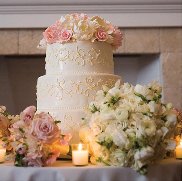 Свадебный торт красноярск фото