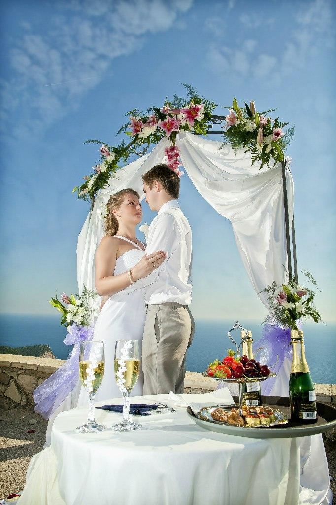 Наша домашняя свадьба фото