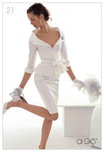 Свадебная мода весна лето 2010