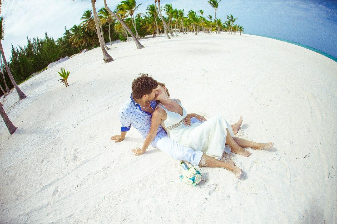 Доминикана секс на пляже