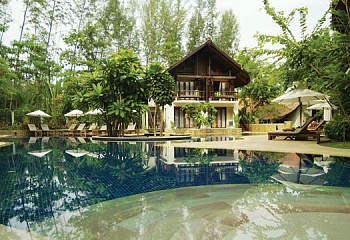 The Tubkaak Krabi Boutique Resort (4 звезды), остров Краби