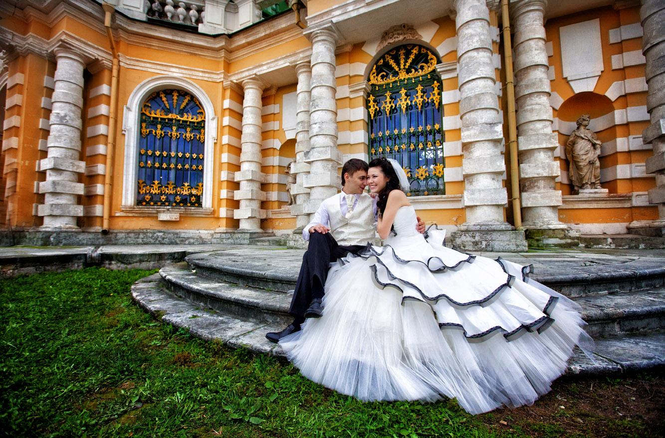 Кусково усадьба свадьба фото
