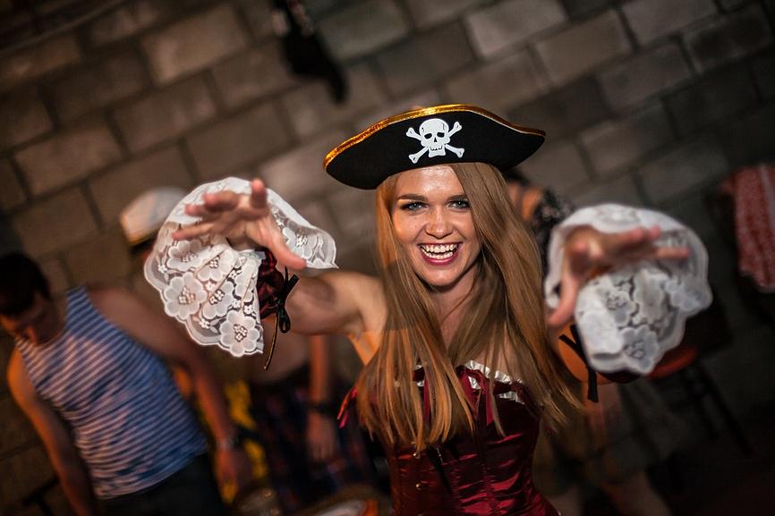 пиратский твистер
