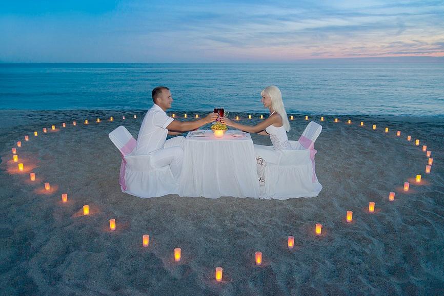 Мальдивы лучшее место для секса на пляже