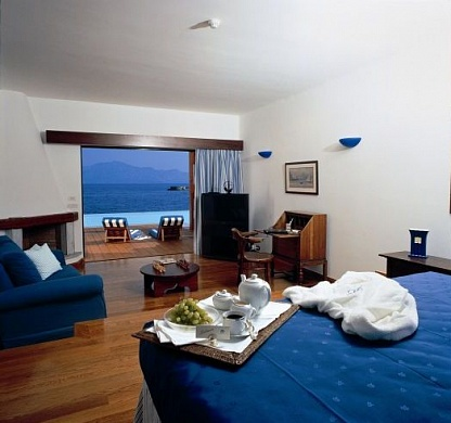 Номер в отеле Elounda Bay Palace (5 звезд) Крит