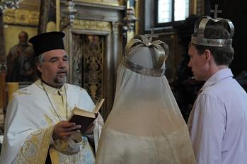 Венчание в Венеции в русской православной церкви