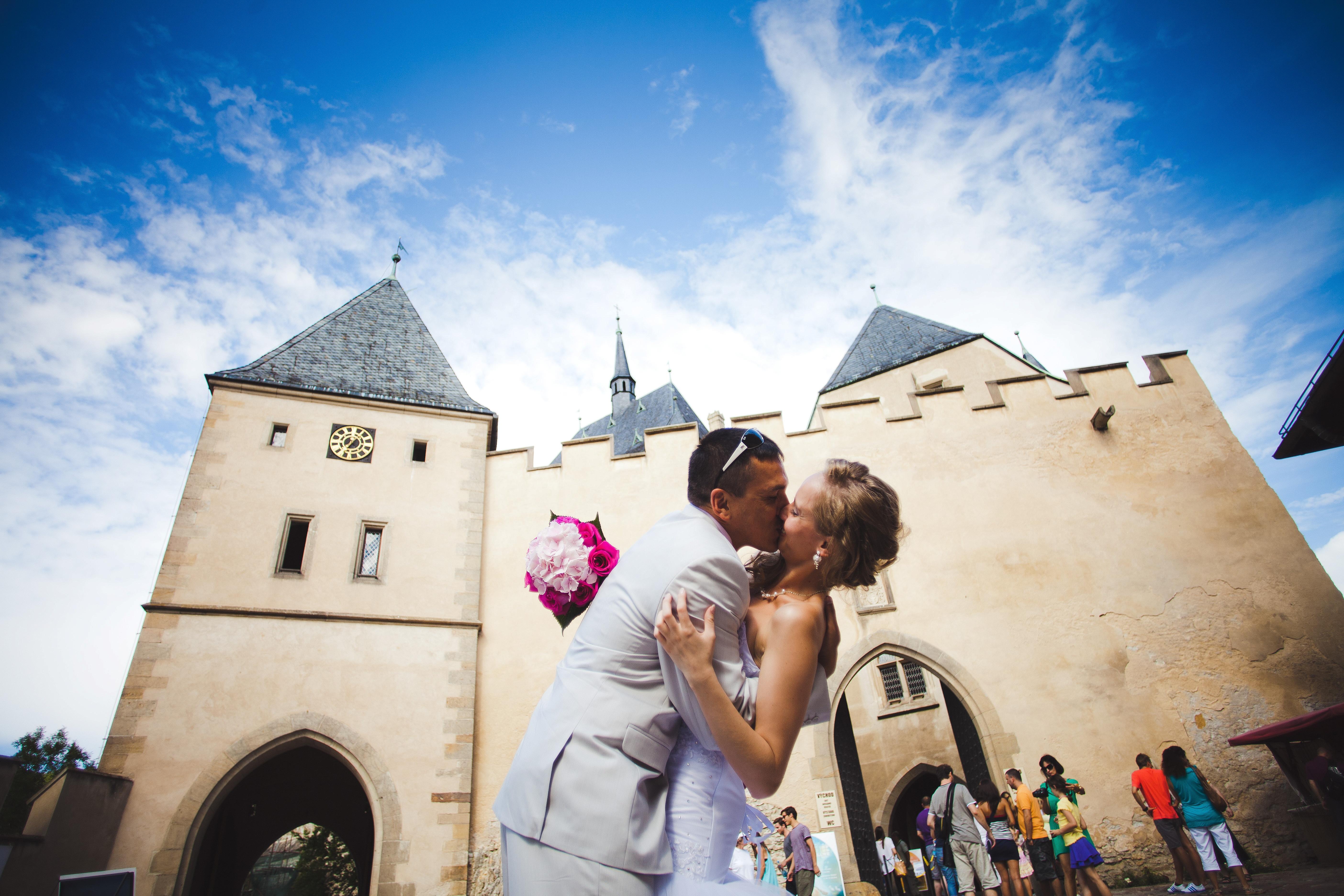 Секс на чешской свадьбе