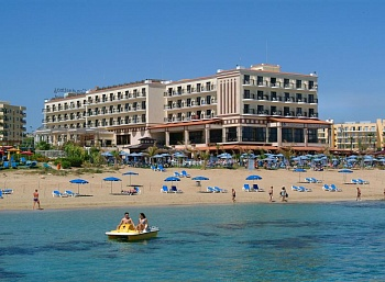 CONSTANTINOS THE GREAT BEACH HOTEL (5 звезд) Кипр