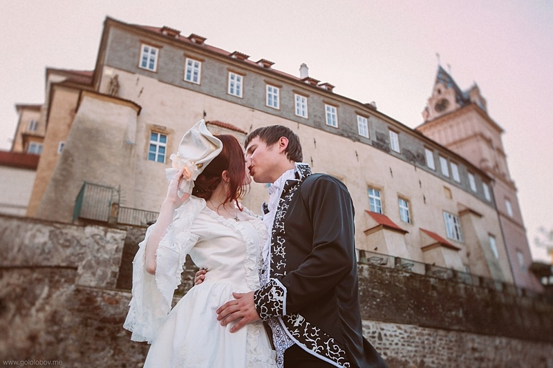 22a8da86e87b688 Символическая свадьба в Чехии