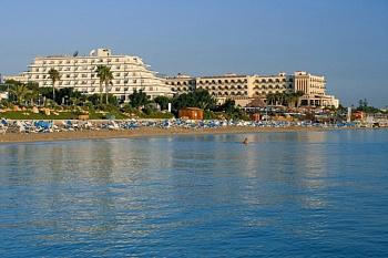 VRISSIANA BEACH HOTEL (4 звезды) Кипр