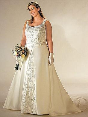 Свадебное платье на полных девушек саратов