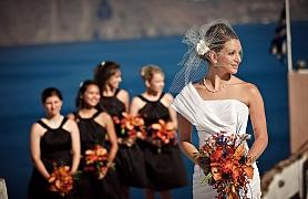 Официальная свадьба в греции