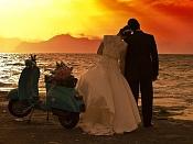 Босоногая символическая свадьба на лучших пляжах Сицилии