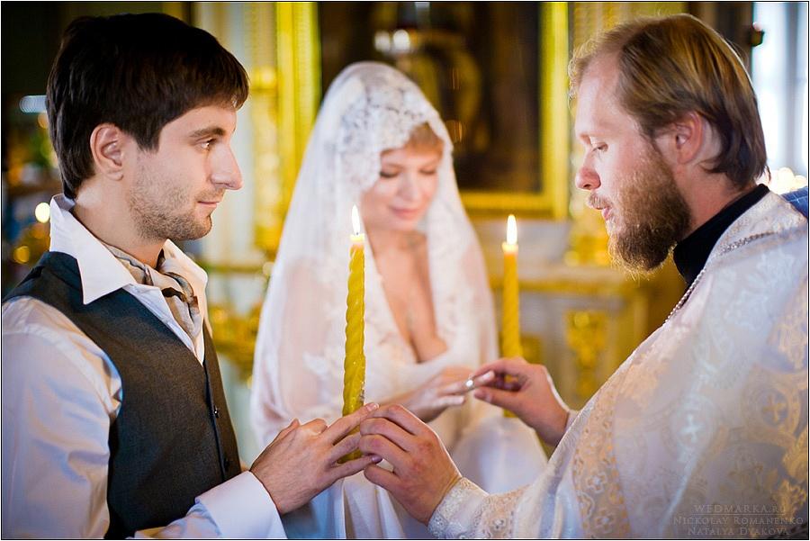 Что дает венчание в церкви