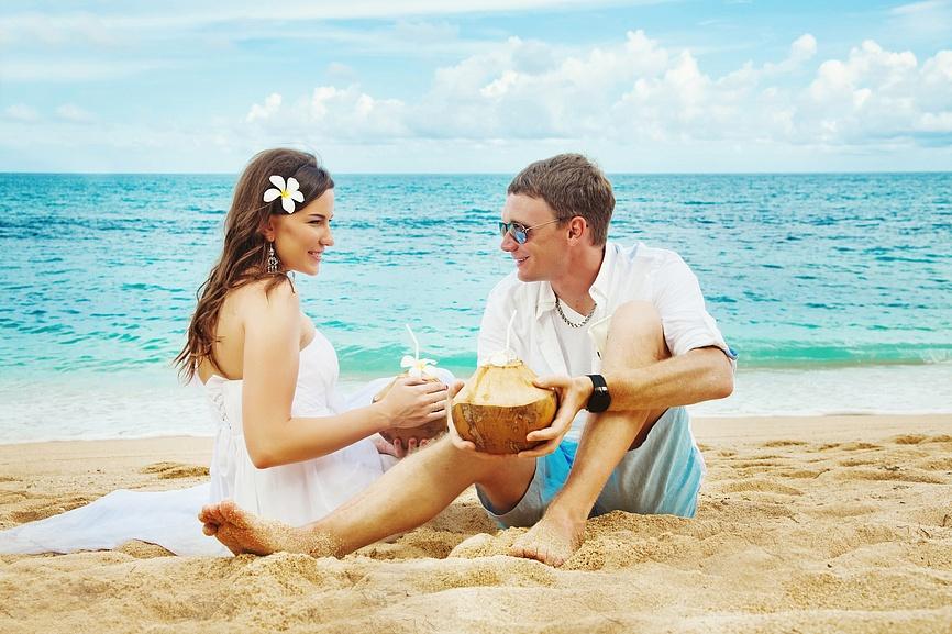 Свадебные путешествия. цены