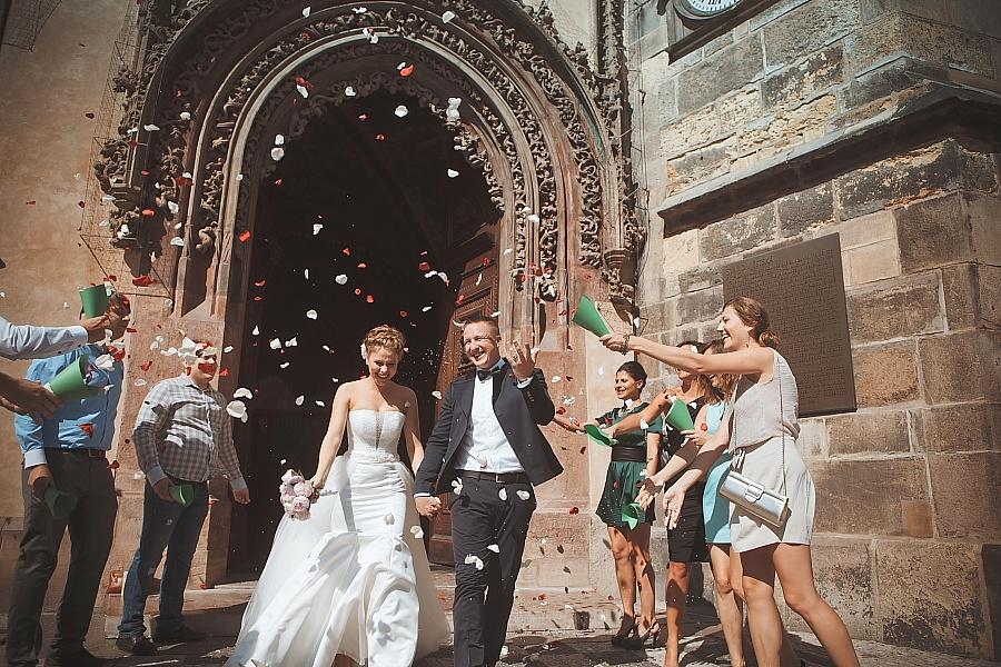 Прага свадьба в ратуше 65